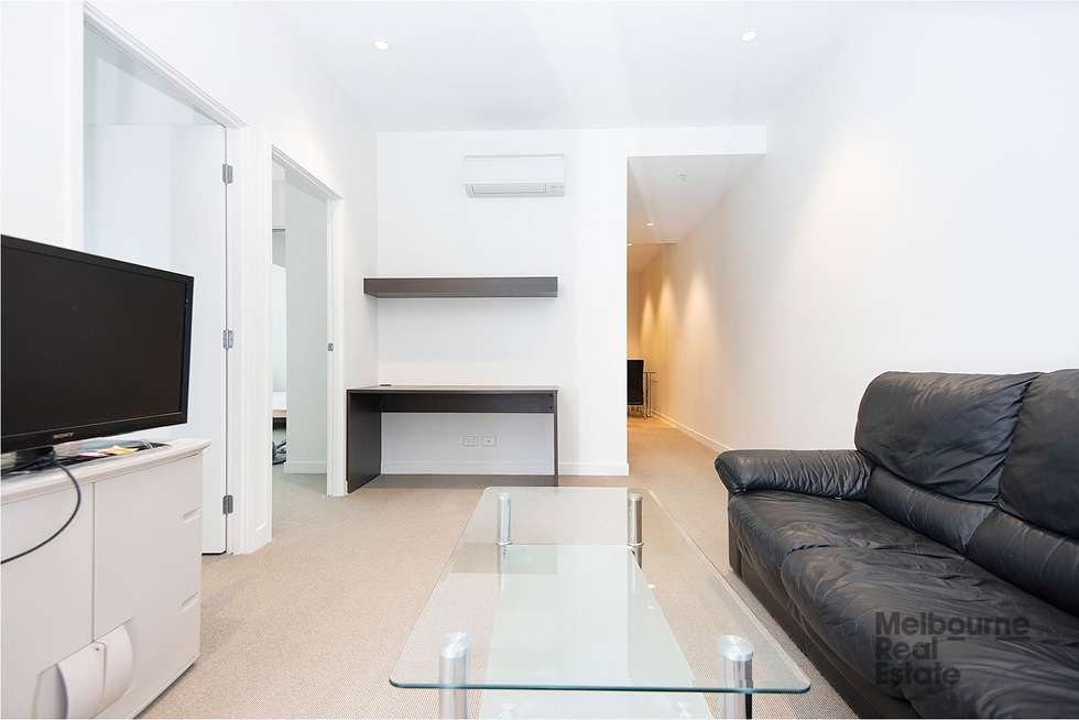 Second view of Homely apartment listing, 714/199 William Street, Melbourne VIC 3000