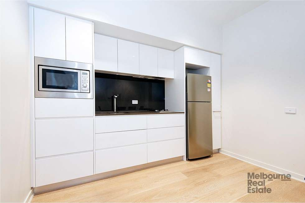 Third view of Homely apartment listing, 714/199 William Street, Melbourne VIC 3000