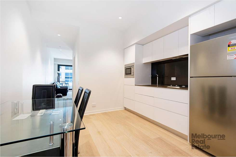 Fourth view of Homely apartment listing, 714/199 William Street, Melbourne VIC 3000