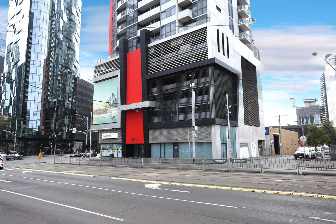 Main view of Homely apartment listing, 3203/109 Clarendon Street, Southbank VIC 3006