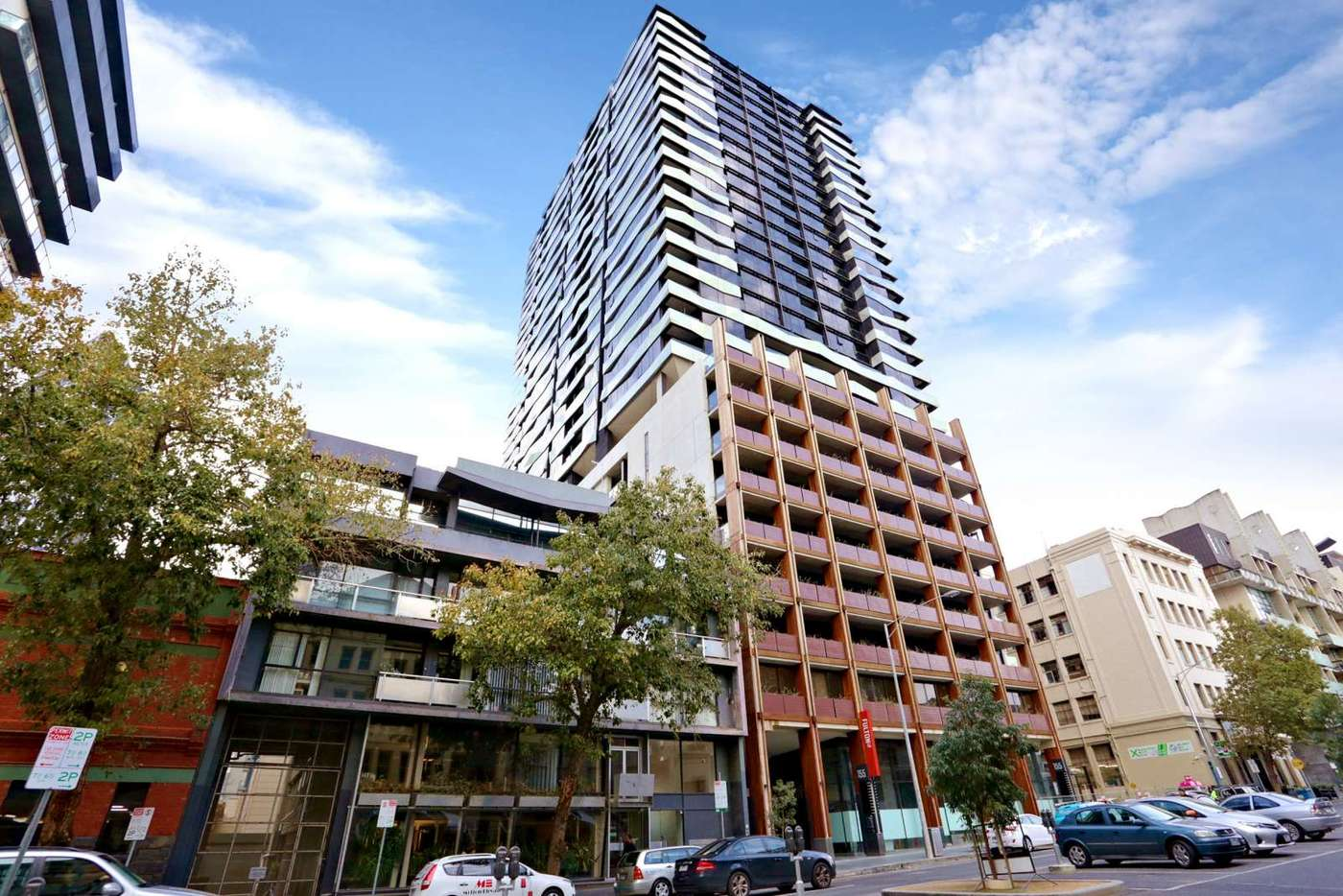 Main view of Homely apartment listing, 2510/120 A'Beckett Street, Melbourne VIC 3000