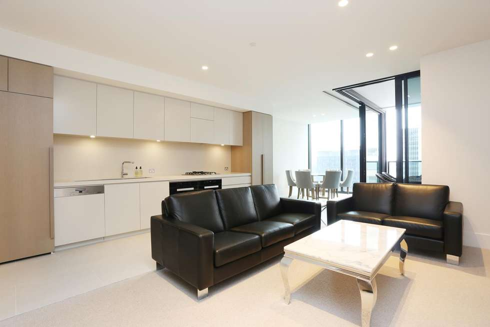 Second view of Homely apartment listing, 1402/35 Spring Street, Melbourne VIC 3000