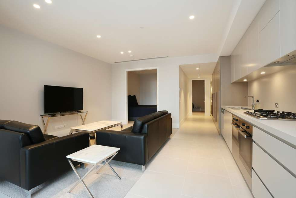 Third view of Homely apartment listing, 1402/35 Spring Street, Melbourne VIC 3000