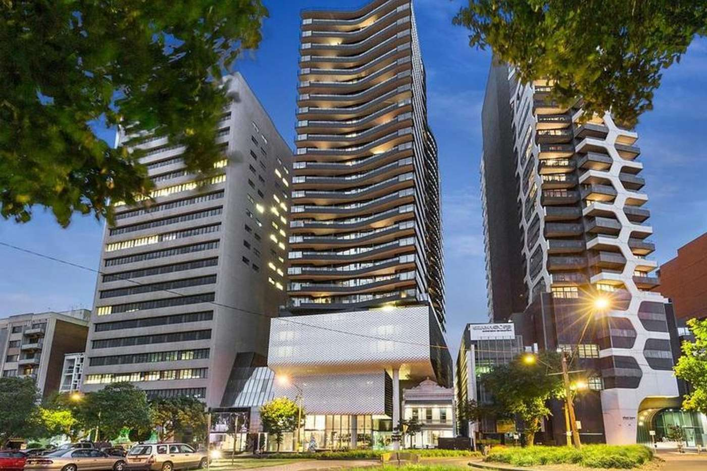Main view of Homely unit listing, 2408/50 Albert Road, South Melbourne VIC 3205
