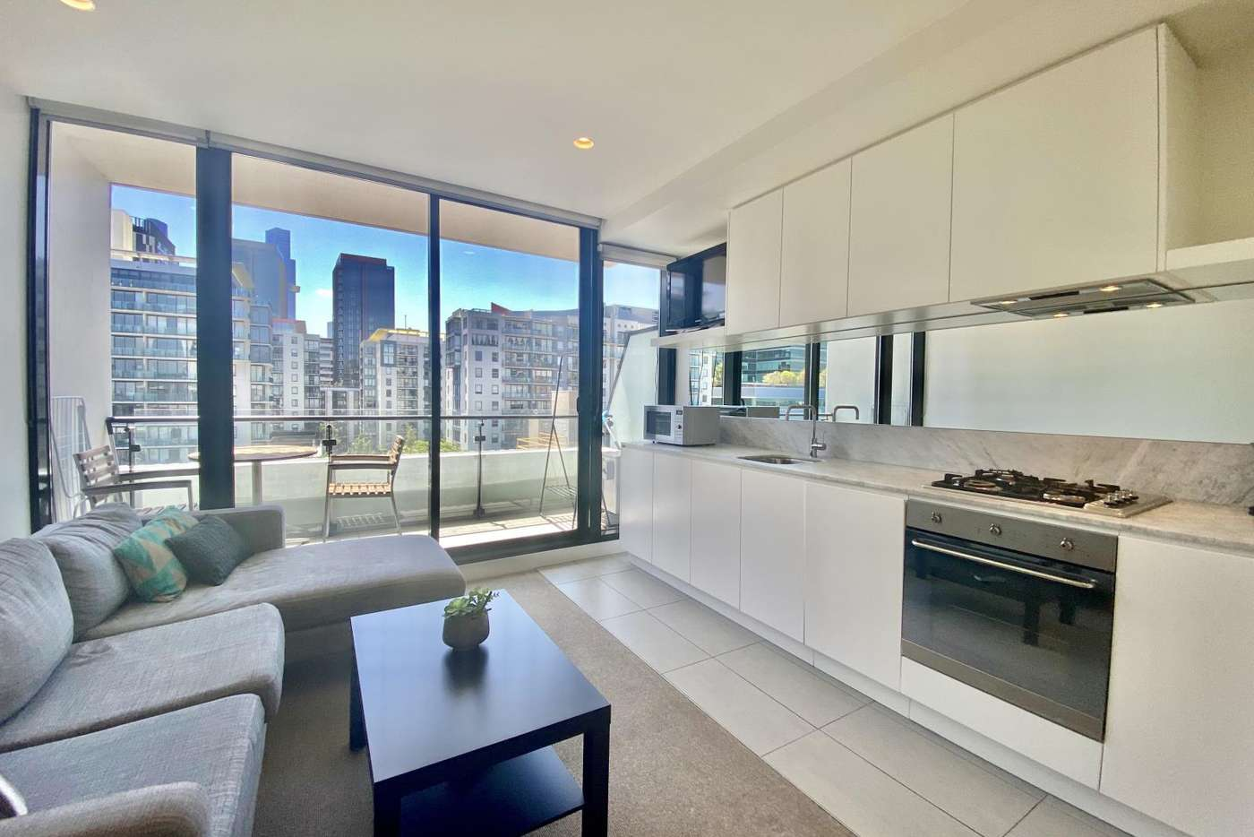 Main view of Homely unit listing, 704/52 Park Street, South Melbourne VIC 3205
