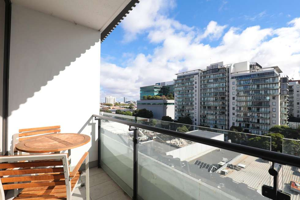 Second view of Homely unit listing, 704/52 Park Street, South Melbourne VIC 3205