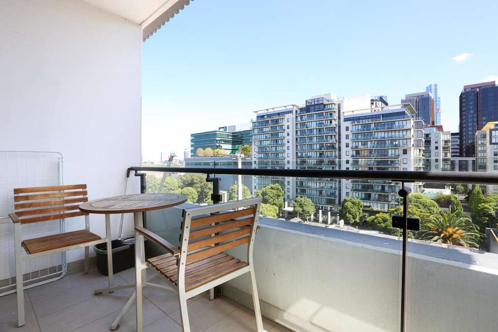 Third view of Homely unit listing, 704/52 Park Street, South Melbourne VIC 3205