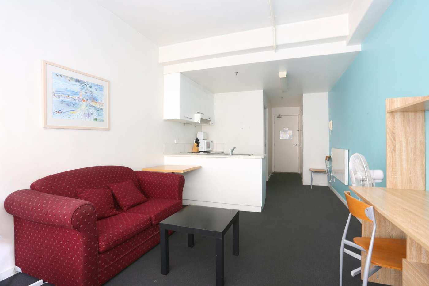 Main view of Homely studio listing, 213/408 Lonsdale Street, Melbourne VIC 3000