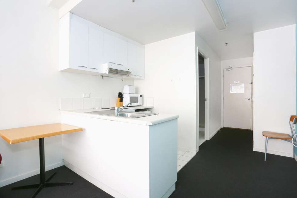 Second view of Homely studio listing, 213/408 Lonsdale Street, Melbourne VIC 3000