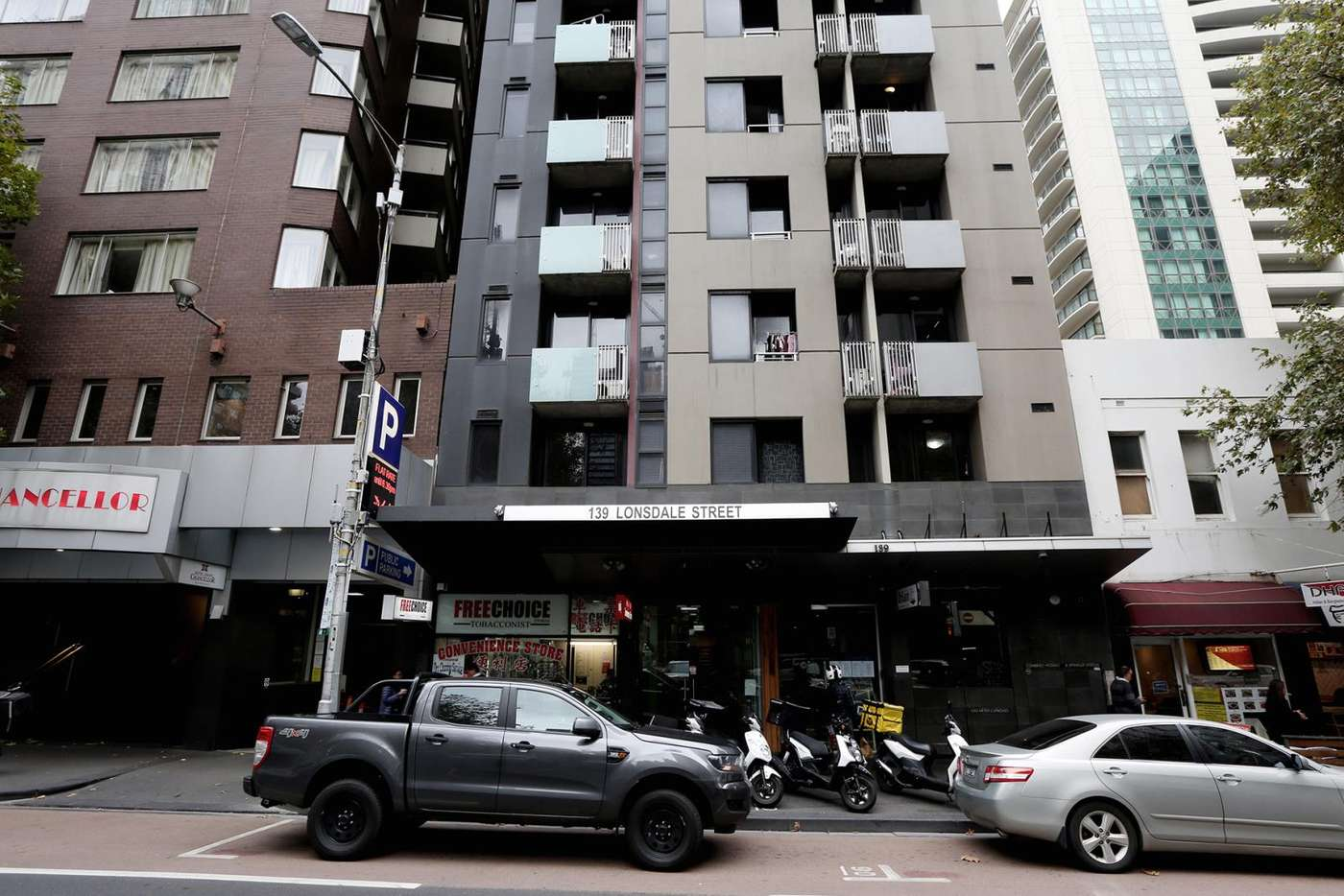 Sixth view of Homely apartment listing, 1048/139 Lonsdale Street, Melbourne VIC 3000