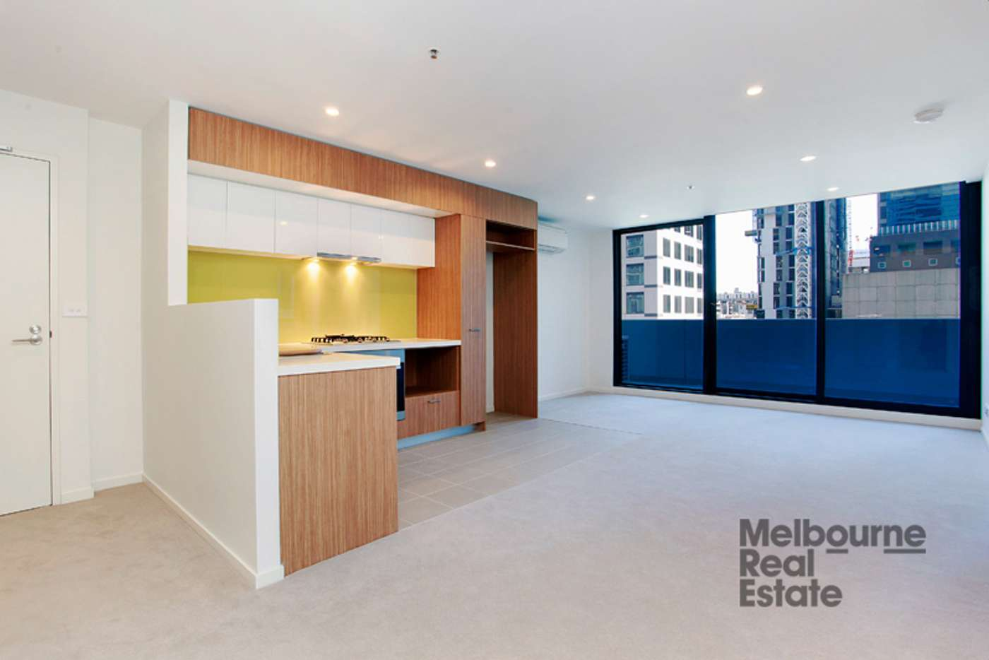 Main view of Homely apartment listing, 603/5 Sutherland Street, Melbourne VIC 3000