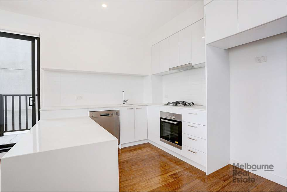 Third view of Homely apartment listing, 308/12 Olive York Way, Brunswick West VIC 3055