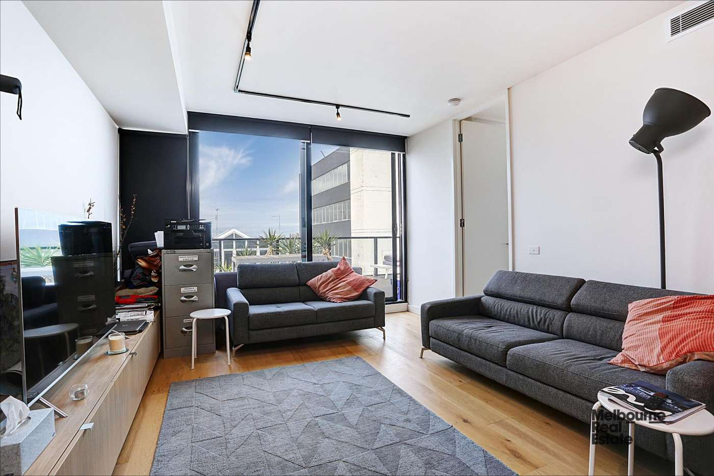 Main view of Homely apartment listing, 1704/97 Palmerston Crescent, South Melbourne, VIC 3205
