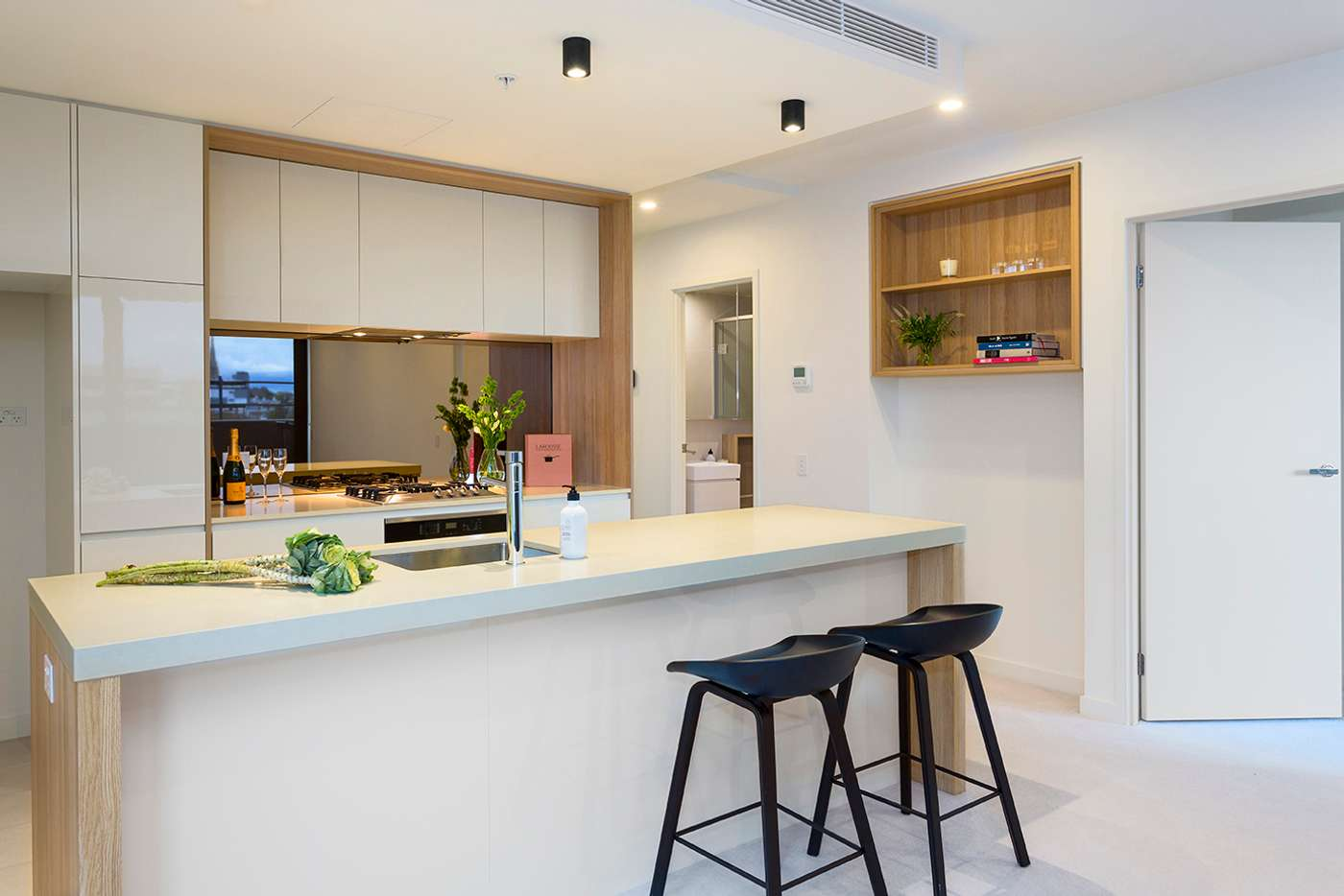 Main view of Homely apartment listing, 1901/3 Yarra Street, South Yarra VIC 3141