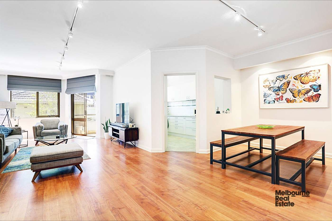 Main view of Homely apartment listing, 10/73 Queens Road, Melbourne VIC 3004