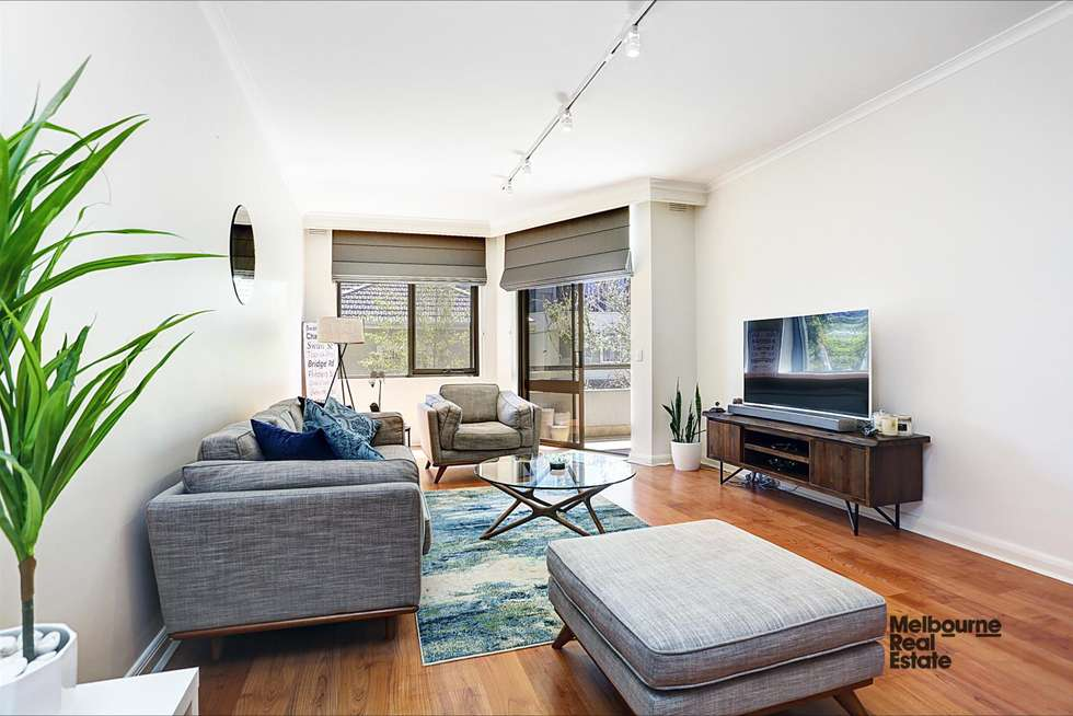 Second view of Homely apartment listing, 10/73 Queens Road, Melbourne VIC 3004