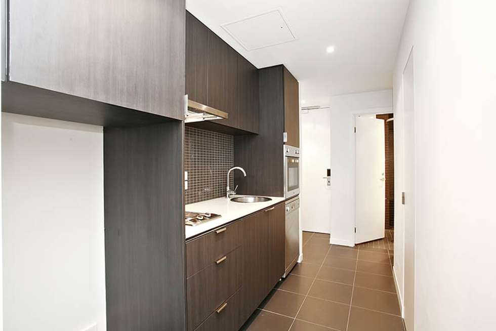 Second view of Homely apartment listing, 1011/7 Yarra Street, South Yarra VIC 3141