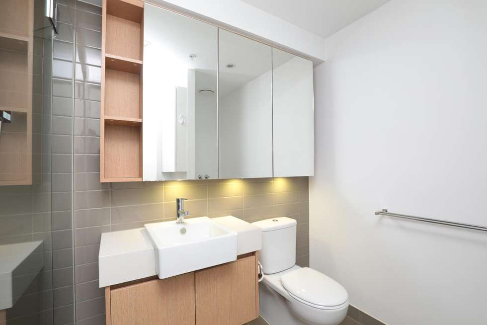 Fourth view of Homely apartment listing, 128/70 Nott Street, Port Melbourne VIC 3207