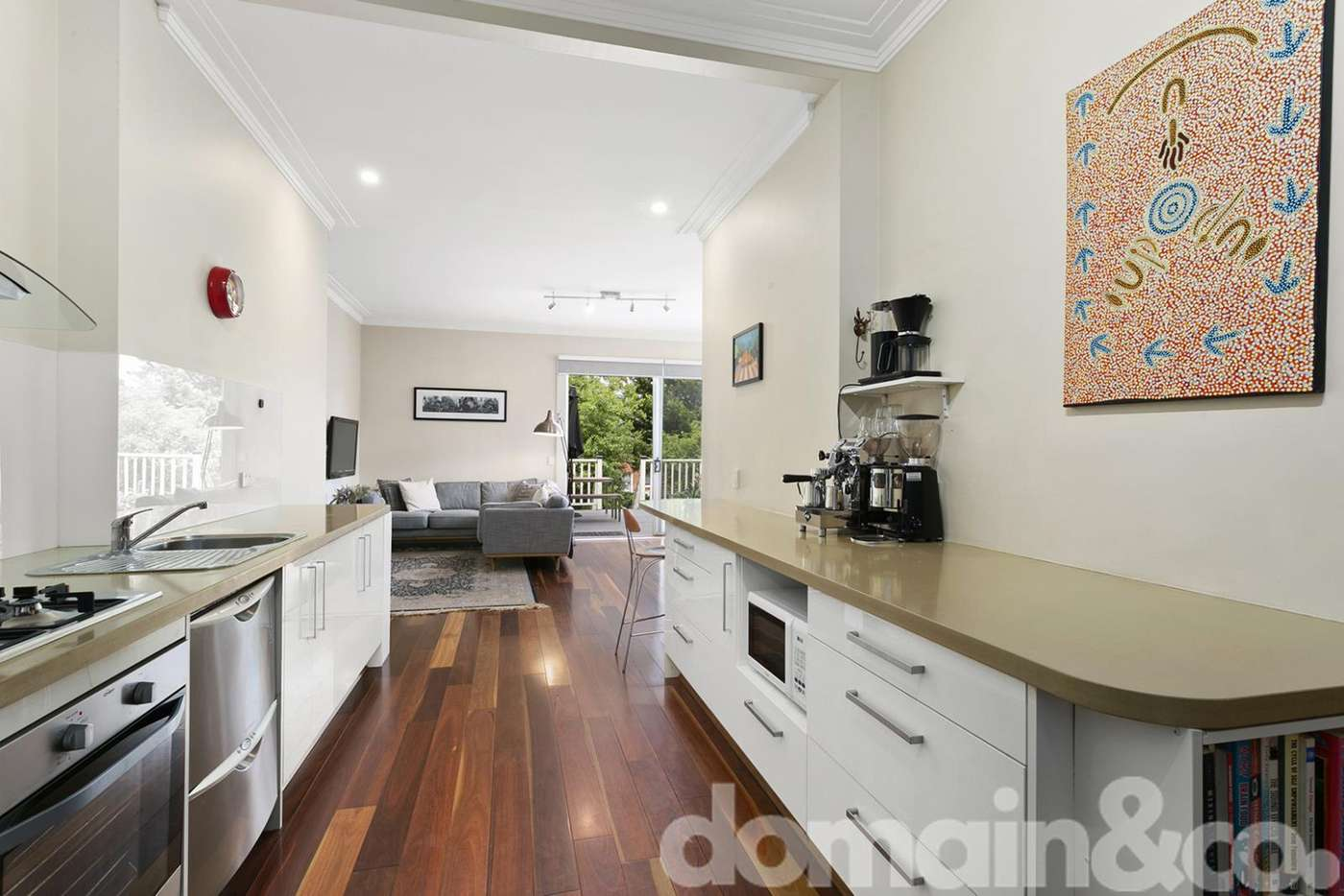 Main view of Homely townhouse listing, 1/202 Kilby Road, Kew East, VIC 3102