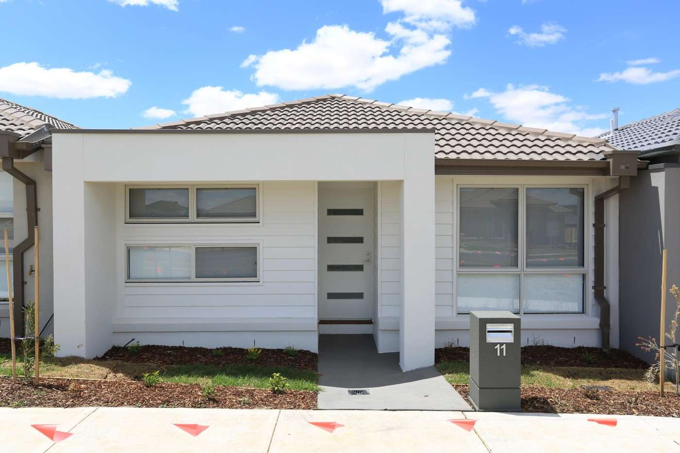 Main view of Homely house listing, 11 Herne Path, Wyndham Vale, VIC 3024