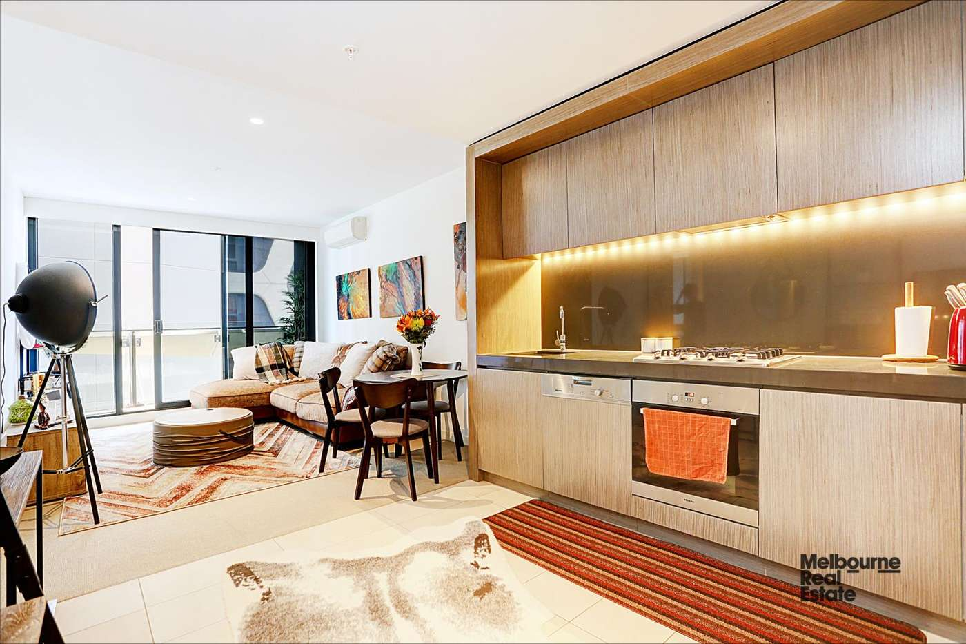 Main view of Homely apartment listing, 2108/50 Albert Road, South Melbourne, VIC 3205