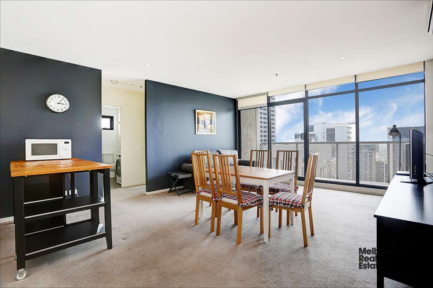 Main view of Homely apartment listing, 2701/380 Little Lonsdale Street, Melbourne, VIC 3000