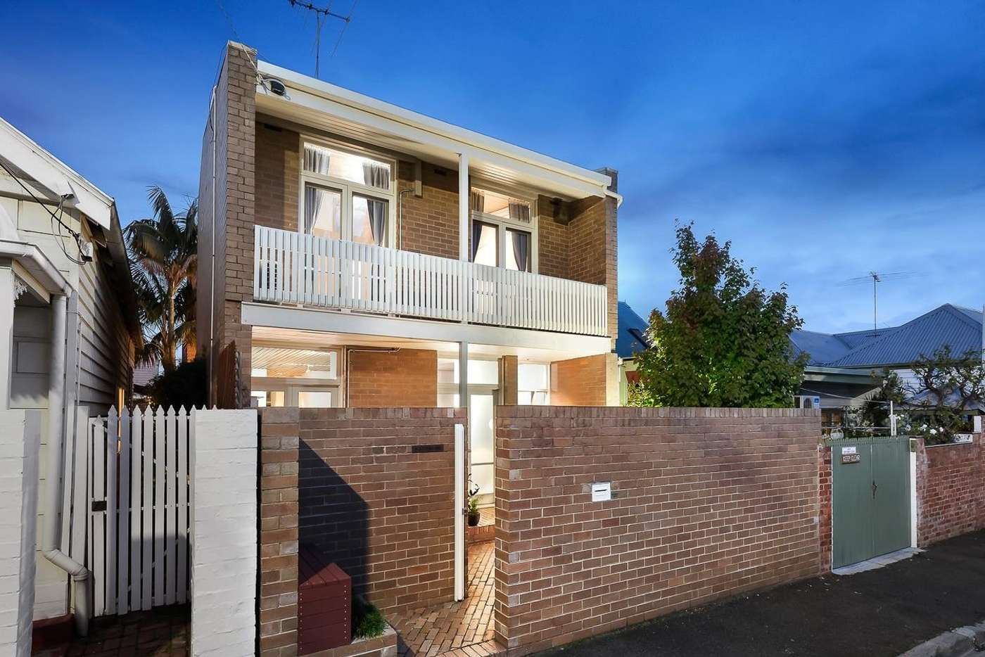 Main view of Homely townhouse listing, 2 Sutton Grove, Richmond VIC 3121