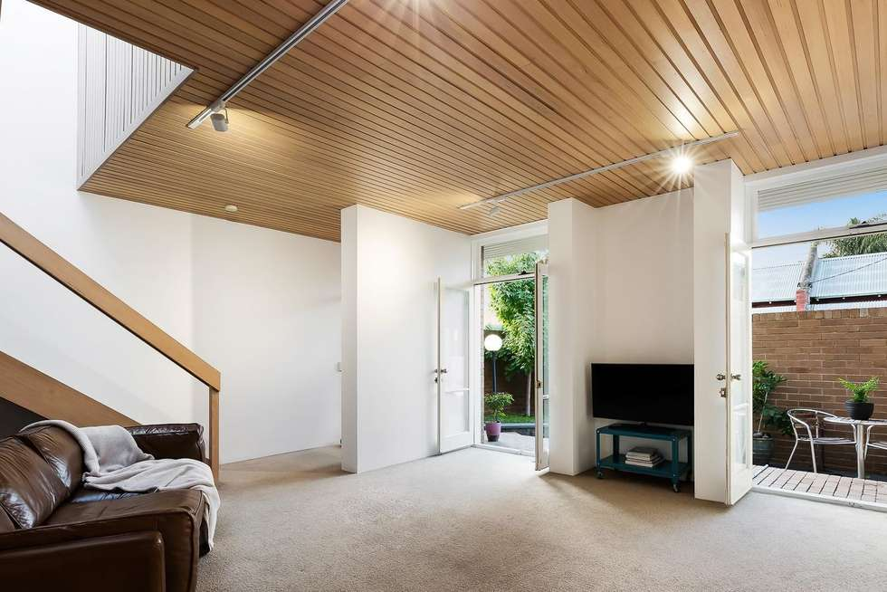 Second view of Homely townhouse listing, 2 Sutton Grove, Richmond VIC 3121