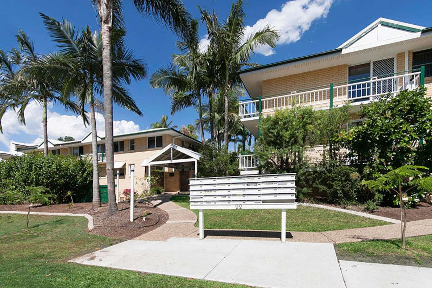 Main view of Homely unit listing, 21/22 Warren Street, St Lucia QLD 4067