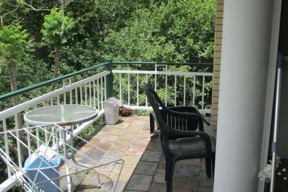 Second view of Homely unit listing, 21/22 Warren Street, St Lucia QLD 4067