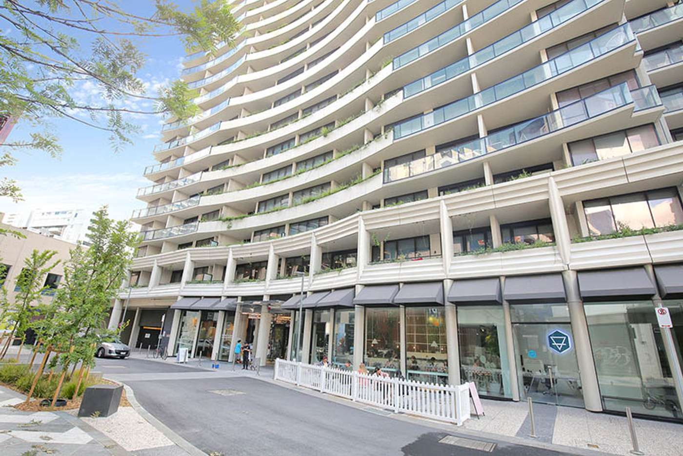 Main view of Homely unit listing, 1112/8 Daly Street, South Yarra VIC 3141