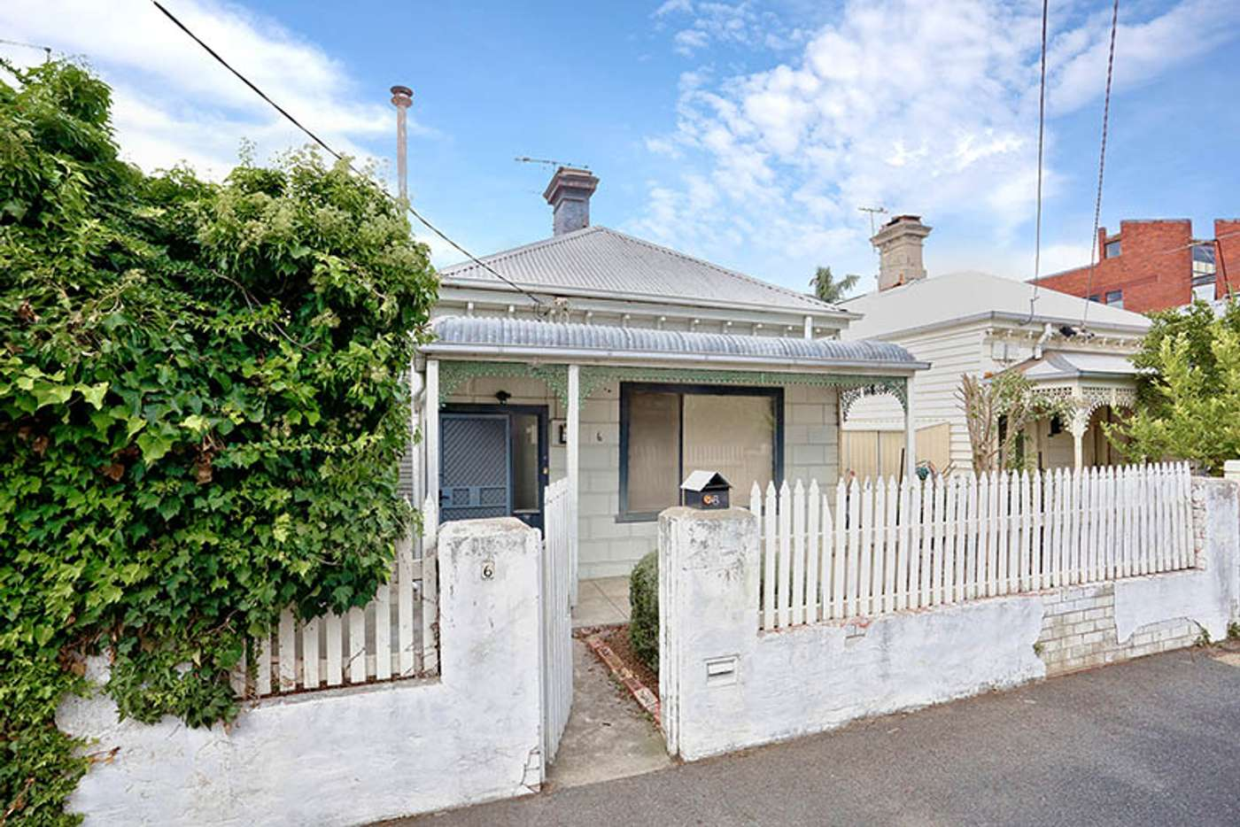 Main view of Homely house listing, 6 Peers Street, Richmond VIC 3121