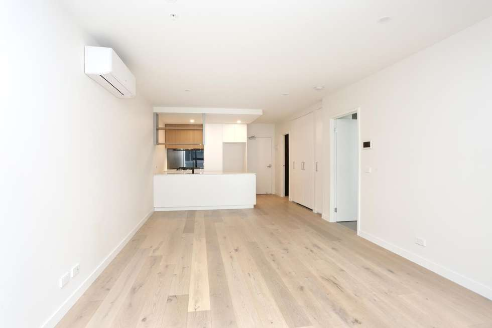 Second view of Homely apartment listing, 407/1 Olive York Way, Brunswick West VIC 3055