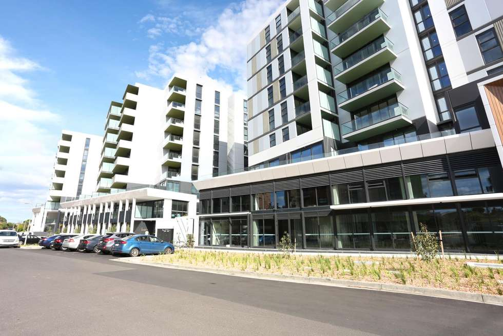 Third view of Homely apartment listing, 407/1 Olive York Way, Brunswick West VIC 3055