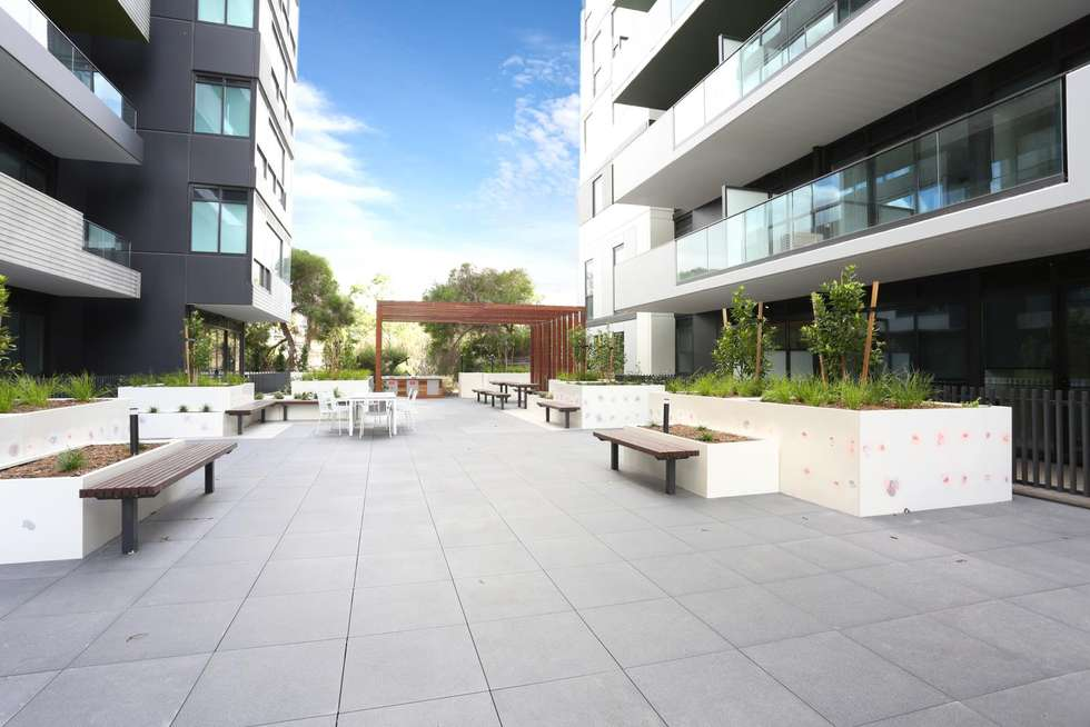 Fourth view of Homely apartment listing, 407/1 Olive York Way, Brunswick West VIC 3055
