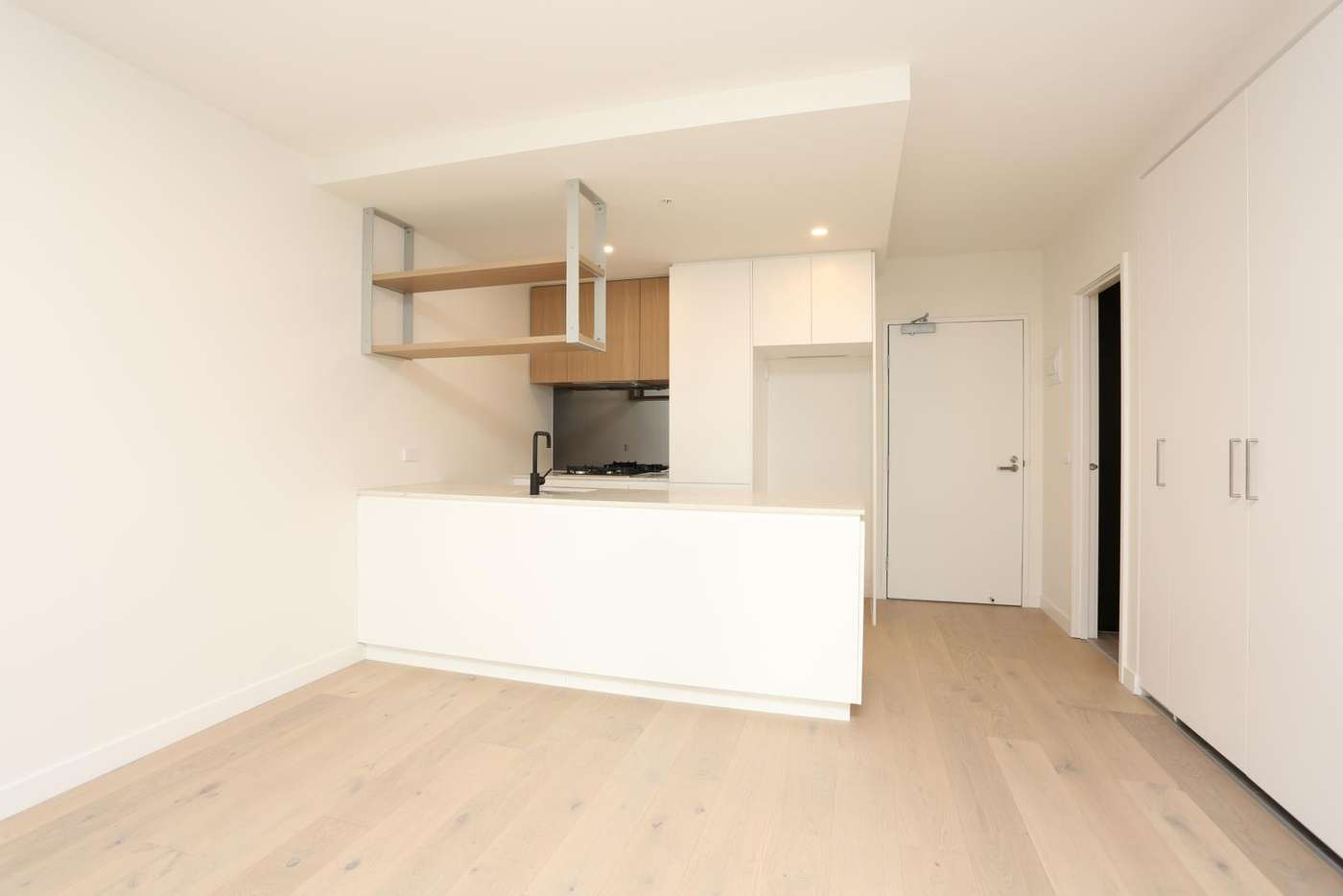 Fifth view of Homely apartment listing, 407/1 Olive York Way, Brunswick West VIC 3055