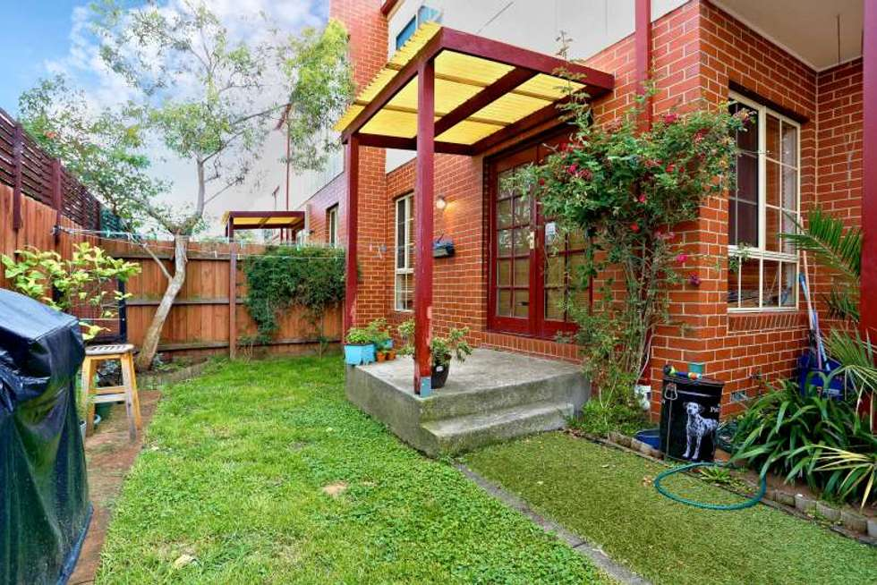 Second view of Homely townhouse listing, 15 Rayment St, Thornbury VIC 3071