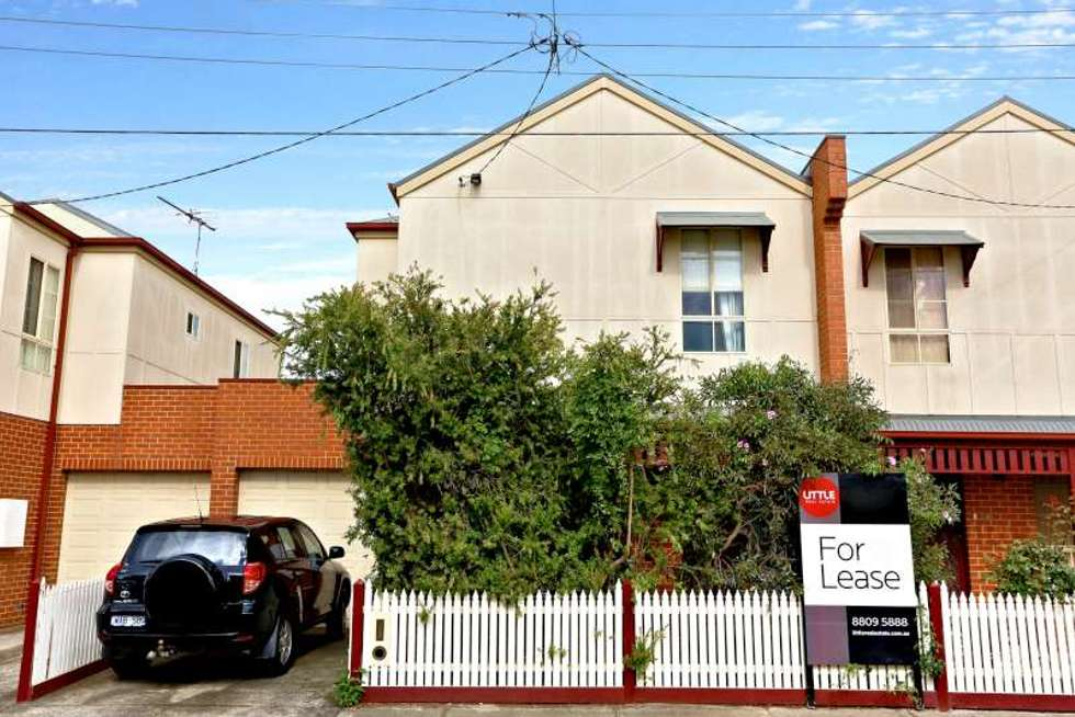 Third view of Homely townhouse listing, 15 Rayment St, Thornbury VIC 3071