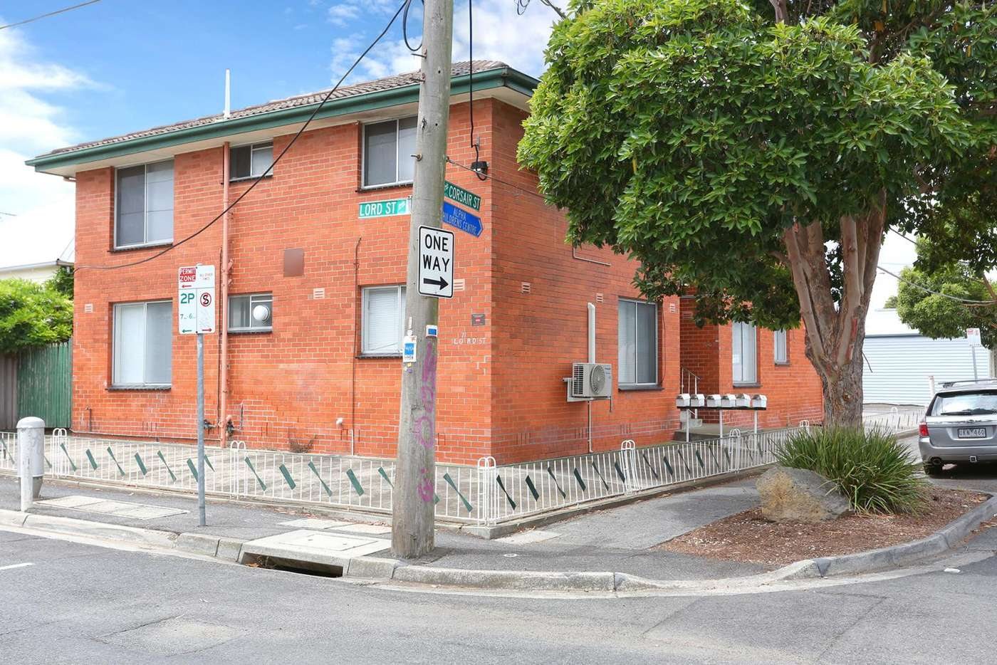 Sixth view of Homely apartment listing, 1/71 Lord St, Richmond VIC 3121