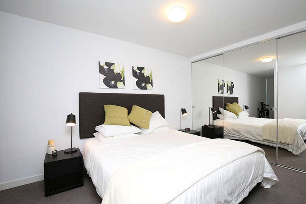 Fourth view of Homely apartment listing, 809/101 Bay Street, Port Melbourne VIC 3207