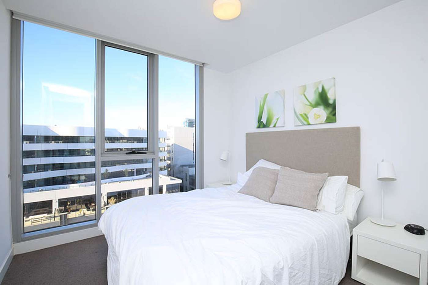 Fifth view of Homely apartment listing, 809/101 Bay Street, Port Melbourne VIC 3207