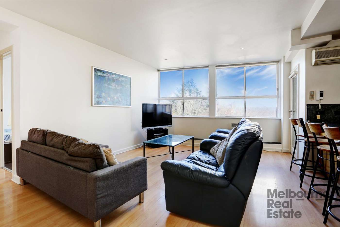 Main view of Homely apartment listing, 4B/622 St Kilda Road, Melbourne VIC 3004