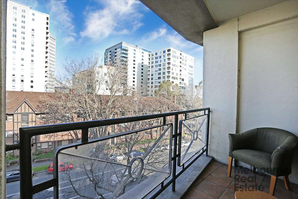 Fourth view of Homely apartment listing, 4B/622 St Kilda Road, Melbourne VIC 3004