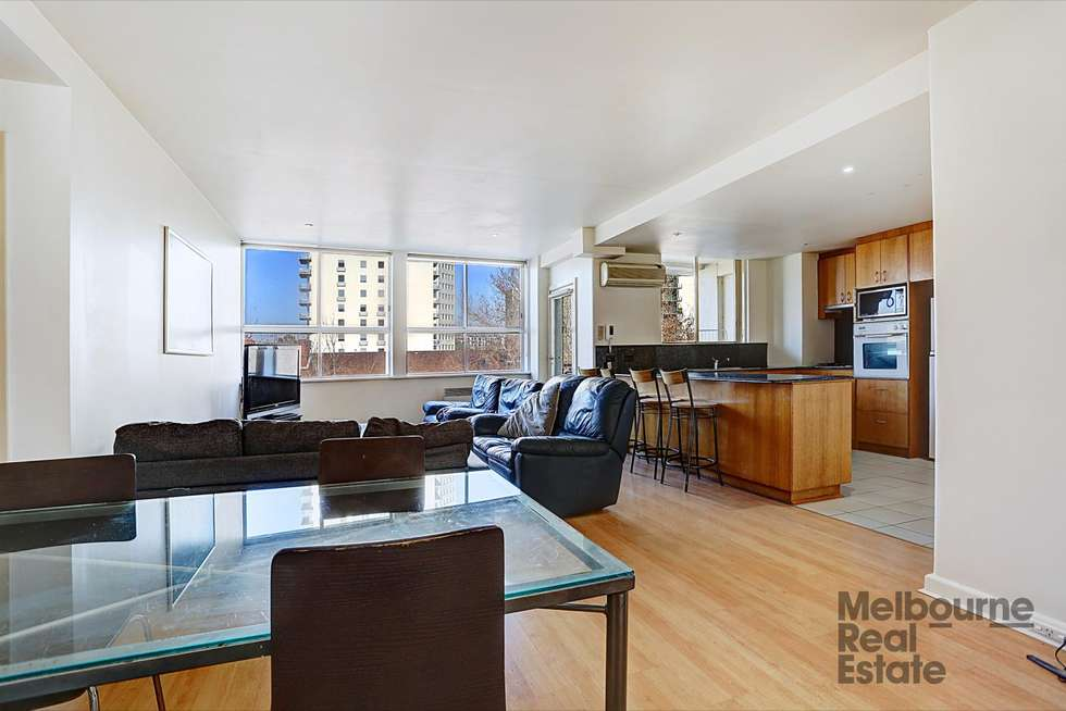 Fifth view of Homely apartment listing, 4B/622 St Kilda Road, Melbourne VIC 3004