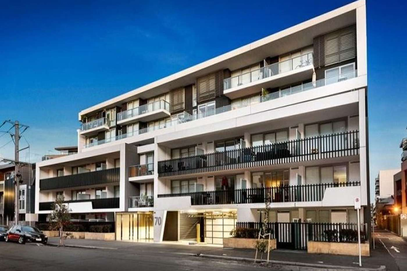 Main view of Homely unit listing, 116/70 Nott Street, Port Melbourne VIC 3207
