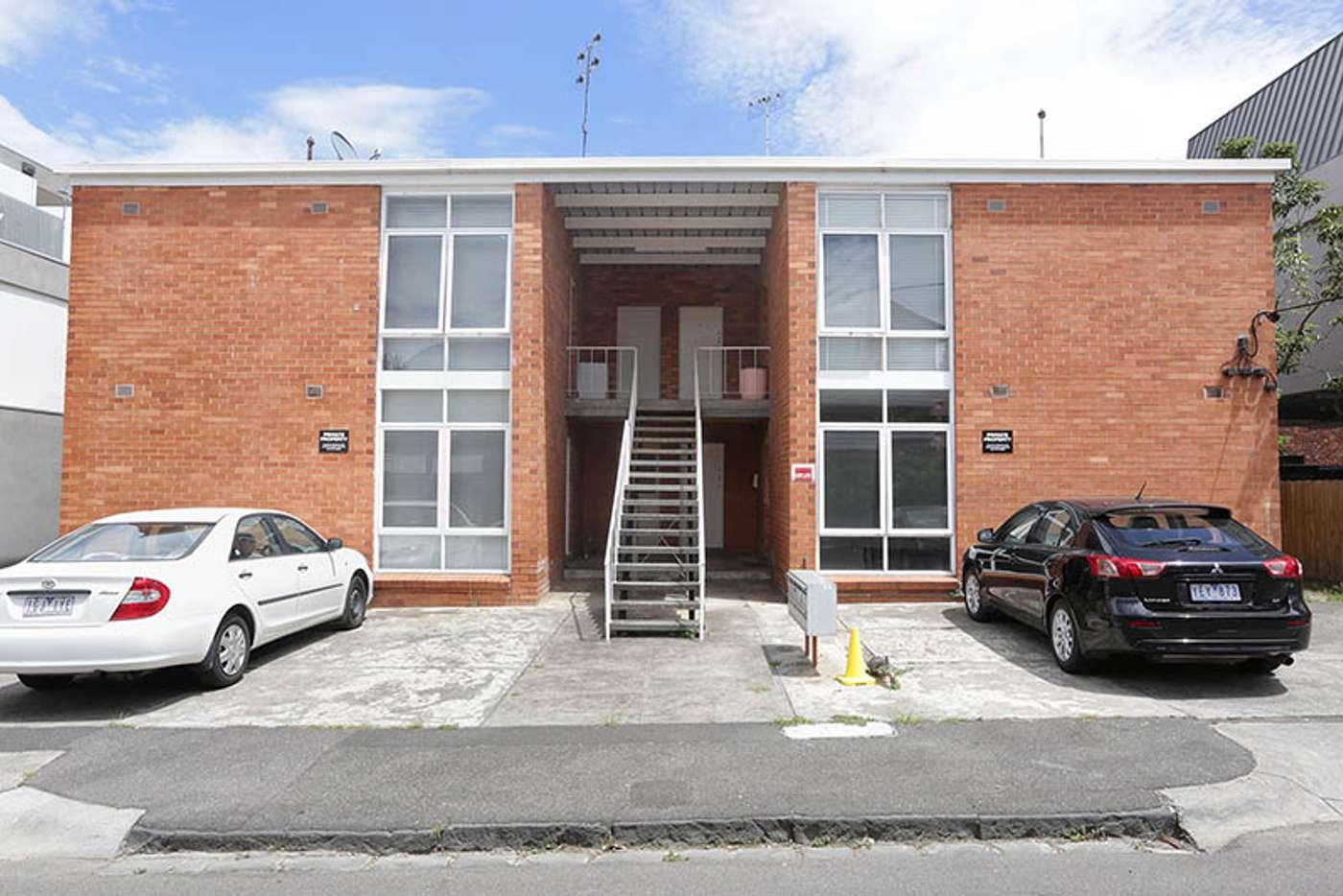 Main view of Homely studio listing, 4/10-12 Carroll Street, Richmond VIC 3121