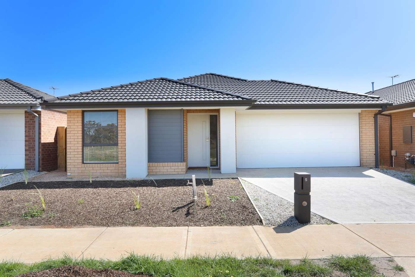 Main view of Homely house listing, 5 Bristol Street, Strathtulloh VIC 3338