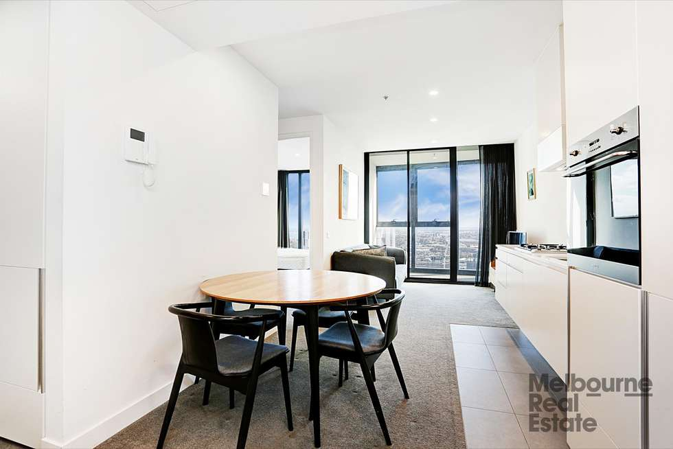 Third view of Homely apartment listing, 3905/105 Clarendon Street, Southbank VIC 3006