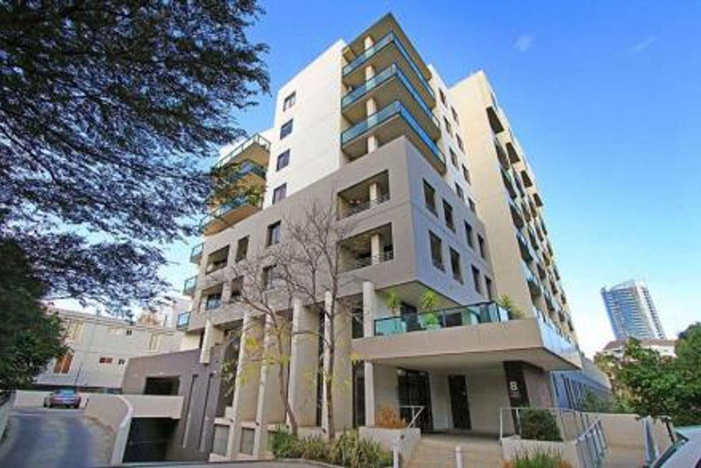 Main view of Homely apartment listing, 308/8 Howard Street, Richmond VIC 3121