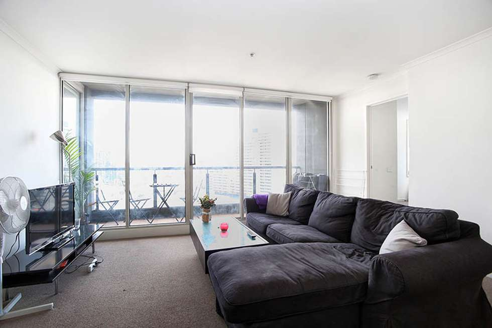 Second view of Homely apartment listing, 167/88 Southbank Boulevard, Southbank VIC 3006